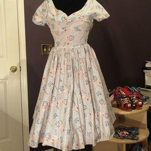 Unique Vintage Dress